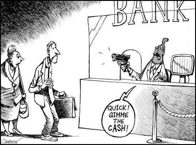 השוד בנק החדש