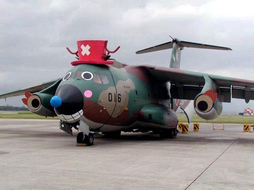 מטוס ליצן