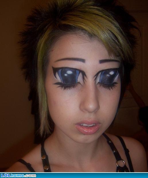 עיניים גדולות