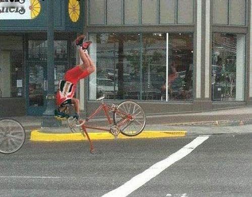 אופניים שבורות