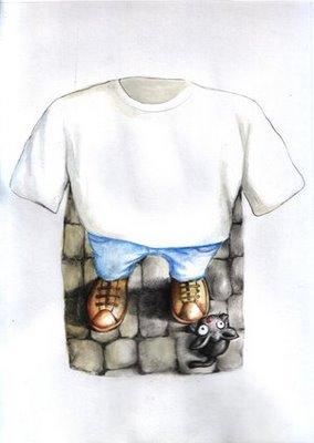 חולצה מגניבה
