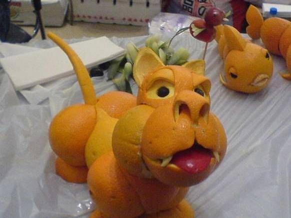 פיסול מתפוזים