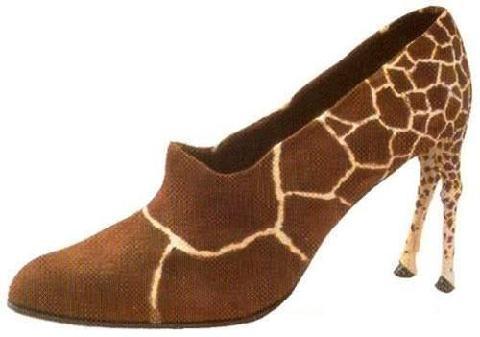 נעל ג'ירפה