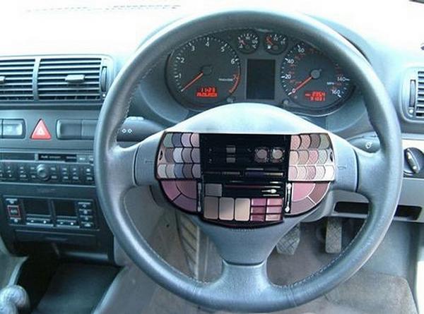מכונית לנשים ממהרות