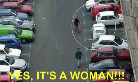 זאת אישה