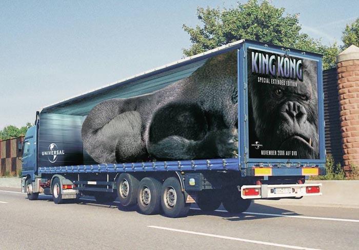 הטיול של קינג קונג