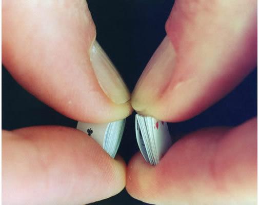 קלפים קטנים