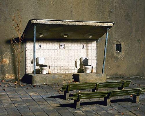 שירותים ציבוריים