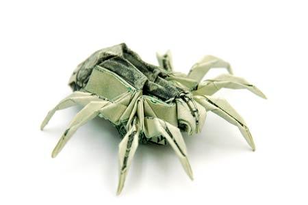 עכביש מנייר
