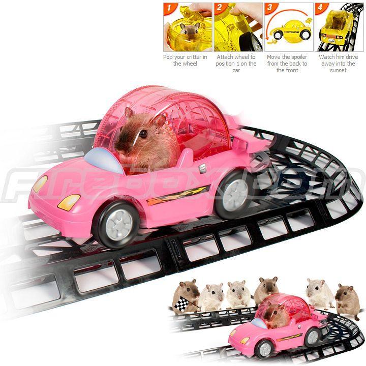 מכונית צעצוע לאוגר