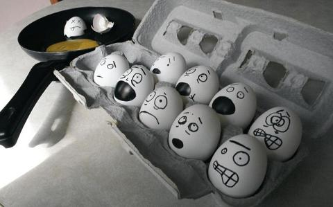 ביצים מוזרות