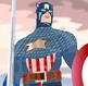 קפטן אמריקה...