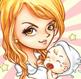 התינוקת של אמא