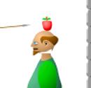 יורה בתפוחים