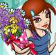 חנות הפרחים של בלה