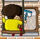 מנקה החלונות