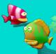 דג בטבע