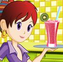 מילקשייק פירות של שרה