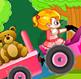 משאית צעצועים